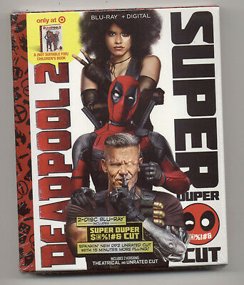 Deadpool 2 Target Exclusive (Blu-ray + Digital)