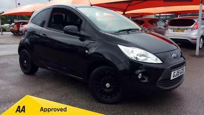 Ford Ka   Zetec Start Stop Manual Petrol Hatchback