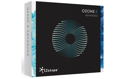 iZotope Ozone 8 Advanced Mastering System Upgrade from Ozone Elements
