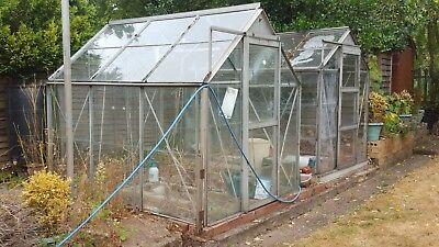 New Greenhouse Glass stockport 2 foot by 2 foot Collect