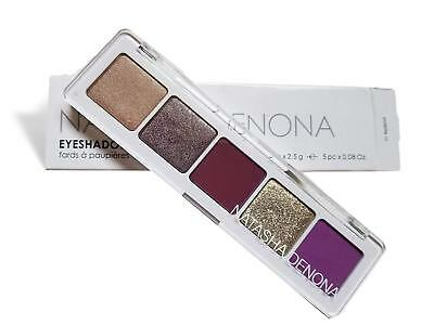 Natasha Denona 5 Eyeshadow Palette # 10 New & Boxed $48