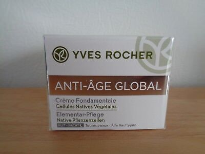 Yves Rocher Anti Age Global Elementar Pflege Ovp Eur 699