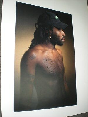 POSTERS Lot FREETOWN SOUND blood orange rare Promo for the release ep album cd