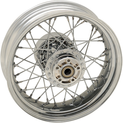 Drag Specialties 0204-0517 Replacement Laced Wheels 16x5