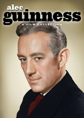 ALEC GUINNESS 5 FILM COLLECTION New DVD Lavender Hill Kind Hearts Ladykillers