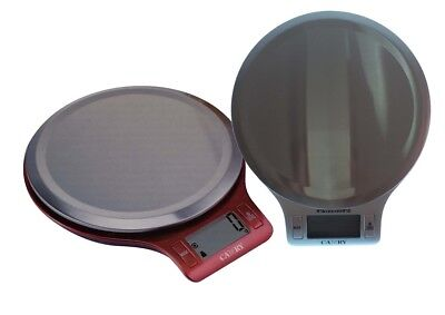 5Kg Digital Electronic LCD Kitchen Cooking Food Weighing Scales Tool Stainless