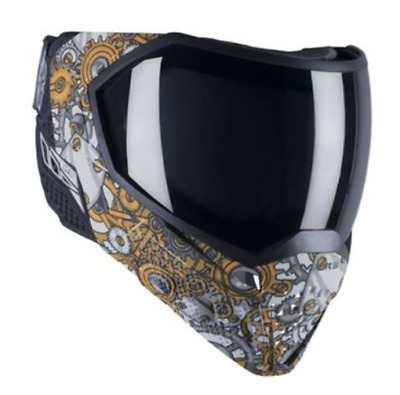 Paintball Thermal Maske Empire EVS Goggles LE  Steampunk Thermal Ninja