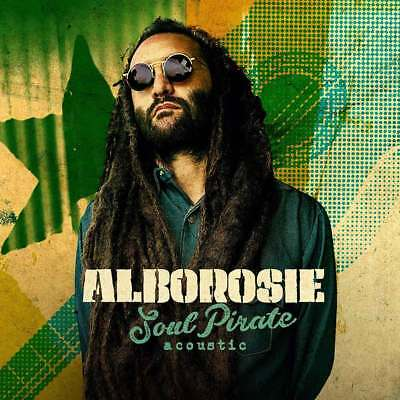 Alborosie - Soul Pirate - Acoustic (NEW CD, DVD)