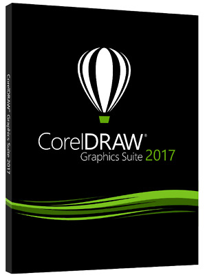 CorelDRAW Graphics Suite, FULL Version 2017, world instantly, Multilingual, READ