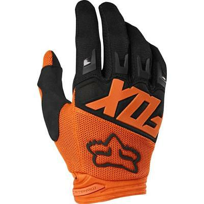 FOX Dirtpaw Motocross Handschuhe 2019 orange Motocross Enduro MX Cross
