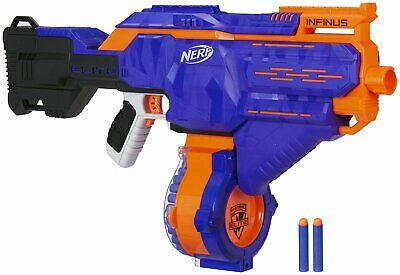 Nerf N-Strike 30 Dart Drum Elite Infinus