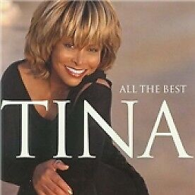 Tina Turner All The Best CD