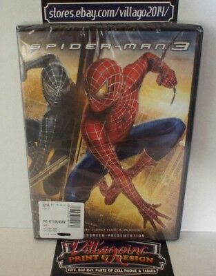 Spider-Man 3 NEW DVD FREE SHIPPING!!