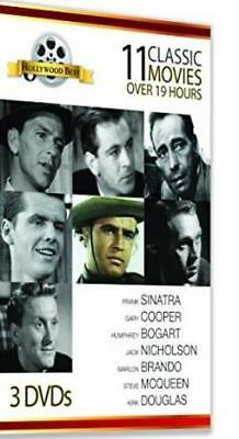 Hollywood Best: 11 Classic Movies: Over 19 Hours 3-Disc Set DVD VIDEO Sinatra