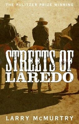 Streets of Laredo (Lonesome Dove) (Paperback), Mcmurtry, Larry, 9...