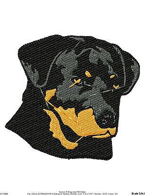 Dogs 1, 24 embroidery machine designs on CD, Multi Formats available