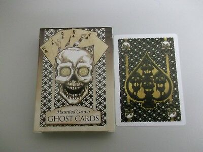 "SUPERB PACK ""Bicycle Type - Ghost Cards (SUPERB)"" Pack of Playing Cards"