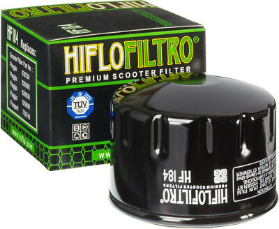 HifloFiltro Replacement Motorcycle Oil Filter HF184