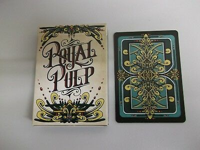 "SUPERB PACK ""Bicycle Type - Royal Pulp Illusionists Pack"" Pack of Playing Cards"