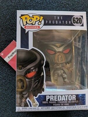 Funko Pop! Predator #620 * Movies * Error Box * No Longer Available * License