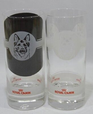 ROYAL CANIN Aliment pour animaux chien Berger Allemand 2 verres NEUF