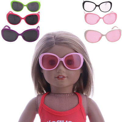 Exquisite Sunglass Dress Up Clothes Accessories For 18 inch American Girl Doll