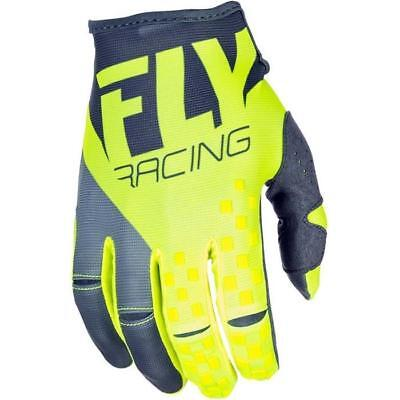 Fly Racing Kinetic Motocross Children's Gloves 2018 - Neon Yellow Enduro