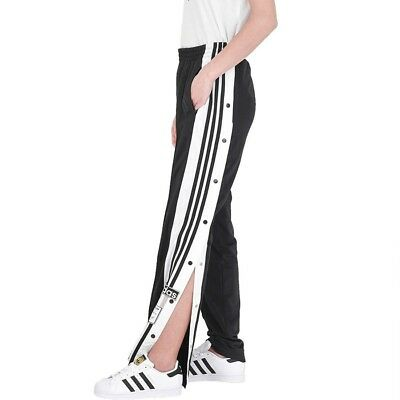 Adidas WOMEN'S TROUSERS ADIBREAK PANT CV8276 white black mod. CV8276
