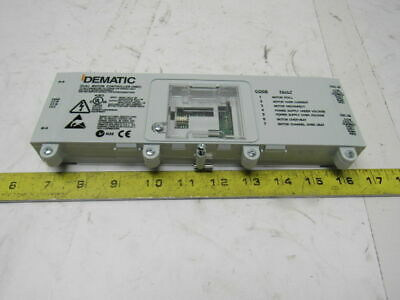 Dematic K041907AAA Rev AD 48/24VDC Conveyor Dual Motor Controller DMC
