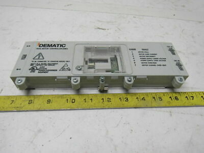 Dematic K0419-07AAA Rev AC Conveyor Dual Motor Controller DMC