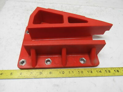 "Dematic 06881-00032 Sorting Conveyor Divert Nose 20 Deg 3/8-16"" Insert English"