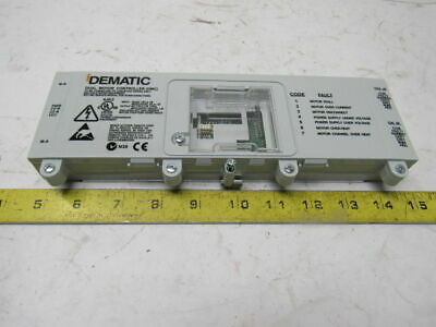 Dematic K041907AAA Rev AD Conveyor Dual Motor Controller DMC