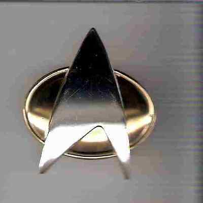 Star Trek - The Next Generation - Communicator Metall Pin - TOP + NEU!!