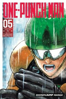 One-Punch Man Volume 5 (Paperback), ONE, 9781421569543