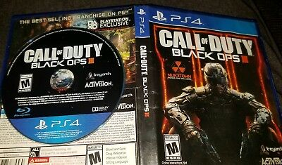 Call Of Duty Black Ops ||| Ps4