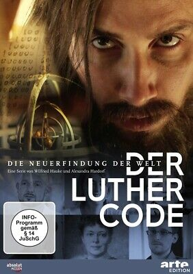 Wilfried Hauke - DER LUTHER CODE