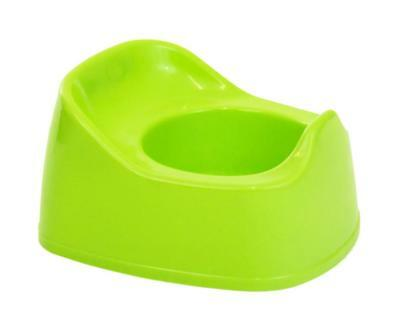 Lime Green Kids Toddler Baby Child Plastic Toilet Trainer Training Potty