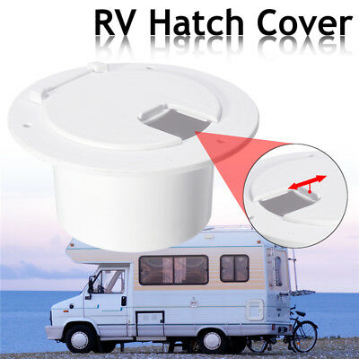 Electric Power Cord Wire Hatch Cover Sun Fade Protected For RV Camper Trailer