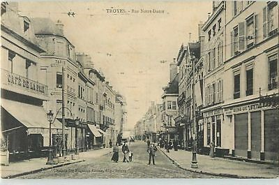 9422 - Troyes - Rue Notre Dame
