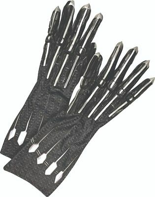 Black Panther Movie - Deluxe Gloves (Child and Adult Sizes)