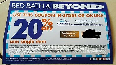 Bed Bath And Beyond Coupons Five 5 Off 15 Or More Fifteen 20