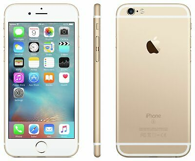 Apple iPhone 6s 4.7 Inch 32GB SIM Free Unlocked Mobile Phone - Gold
