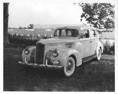 1941 Packard 120 Coupe ORIGINAL Photo oac0183