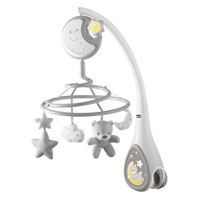 Chicco Next2Dreams Cot Mobile (Neutral) With Music and Nightlight - RRP £29.99