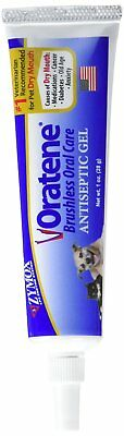 Pet King Oratene Veterinarian Antiseptic Oral Gel for Dogs 1 ounce