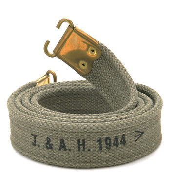 British Enfield Rifle Sling Green