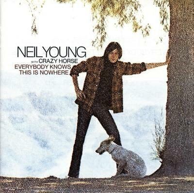 Young Neil & Crazy Horse - Everybody Knows This Is Nowhere