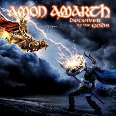 Amon Amarth - Deceiver Of The Gods NEW CD