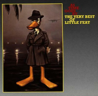 Warner Elektra Atlantic Corp. - As Time Goes By: The Very Best of Little Feat