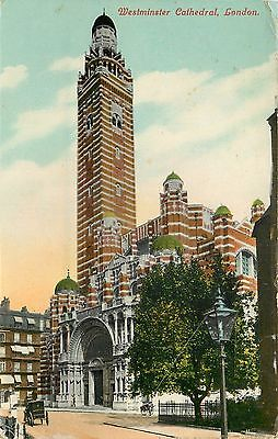 Angleterre London Westminster Cathedral
